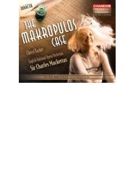 歌劇『マクロプーロス事件』全曲(英語歌唱) マッケラス&イングリッシュ・ナショナル・オペラ