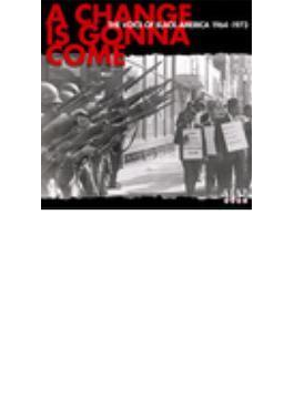Change Is Gonna Come: The Voice Of Black America 1964-73