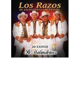 20 Exitos Pa Malandrines
