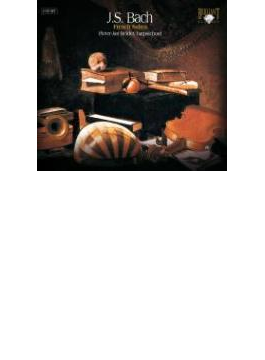 フランス組曲(全6曲) ベルダー(cemb)(2CD)