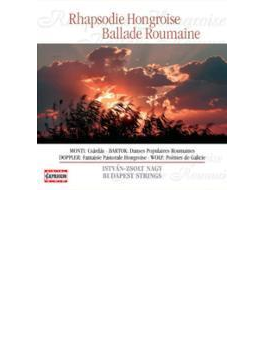 ハンガリーの狂詩曲とルーマニアのバラード イシュトヴァン=ツォルト・ナジ(フルート)
