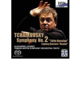 チャイコフスキー:交響曲第2番、幻想序曲『ハムレット』アレクサンドル・ラザレフ&読売日本交響楽団