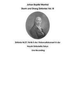 Sym.27, 46, Cello Concerto: ハイドン・シンフォニエッタ・トウキョウ 小原圭太郎(Vc)