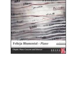 Piano Concerto.2: Blumental(P) R.wagner / Innsbruck So +scherzi
