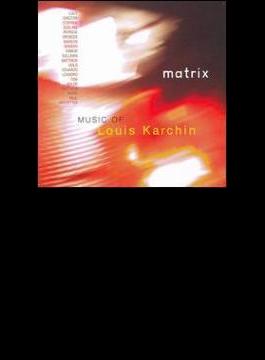 Matrix And Dream, Roethke Songs, Etc: V / A
