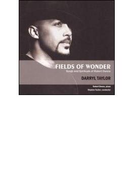 Fields Of Wonder: Darryl Taylor(T) Owens(P) Etc