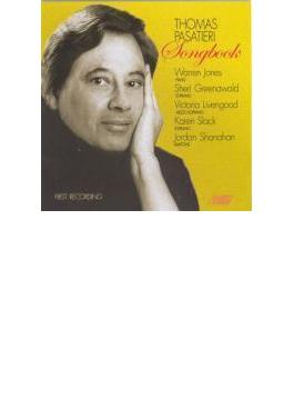 Songbook: Greenawald Slack(S) Livengood(Ms) Shanahan(Br) W.jones
