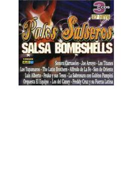 Palos Salseros: Salsa Bombshells