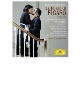 歌劇『フィガロの結婚』ハイライト アーノンクール&ウィーン・フィル、ダルカンジェロ、ネトレプコ、シェーファー