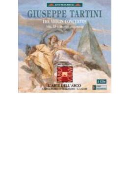 ヴァイオリン協奏曲全集第13巻 グリエルモ(ヴァイオリン)ラルテ・デッラルコ(2CD)