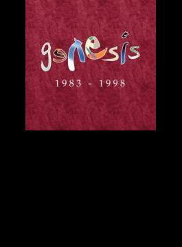 Genesis 1983-1998 (Hybrid SACD 5枚組+DVD)