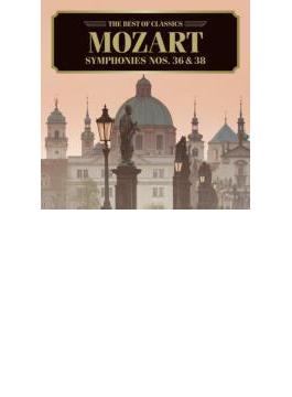 500円クラシック 交響曲第36番『リンツ』、交響曲第38番『プラハ』 ワーズワース&カペラ・イストロポリターナ
