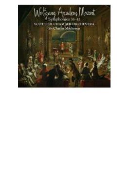 交響曲第38番~第41番 マッケラス&スコットランド室内管弦楽団(2SACD)