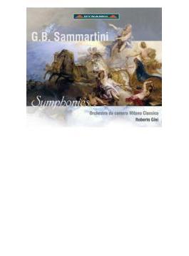 シンフォニア集 ジーニ&ミラノ・クラシカ室内管弦楽団