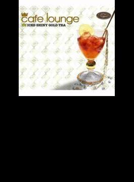 Cafe Lounge: Royal Iced Shiny Gold Tea