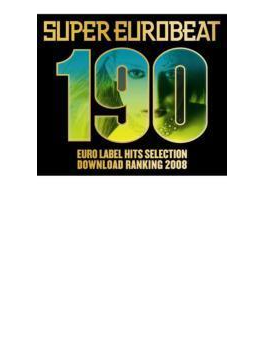 Super Eurobeat 190 (+dvd)