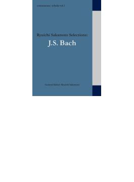 Commmons: Schola: Vol.1 J.S.Bach: Ryuichi Sakamoto Selection(CD+BOOK)
