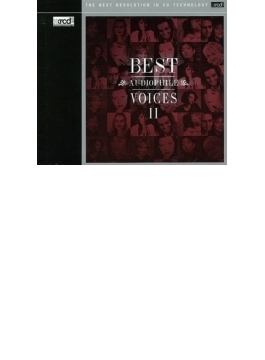 Best Audiophile Voices II (XRCD)