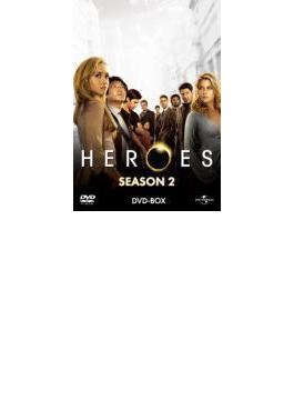 HEROES / ヒーローズ シーズン2 DVD-BOX
