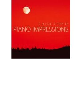 おやすみクラシックス-9.piano Impressions: V / A
