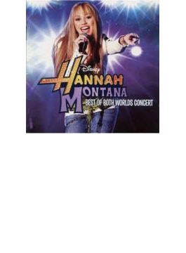 Best Of Both Worlds Concert: Hannah Montana / Miley Cyrus (+dvd)