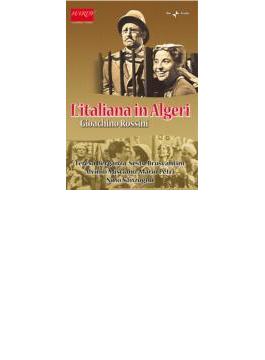 L'italiana In Algeri: Sanzogno / Milan Rai O Berganza Bruscantini