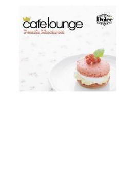 Cafe Lounge: Dolce Peach Macaron