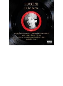 『ボエーム』全曲 カラス、ヴォットー&ミラノ・スカラ座(1956 モノラル)(2CD)