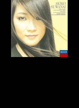 チャイコフスキー:ヴァイオリン協奏曲、メンデルスゾーン:ヴァイオリン協奏曲 諏訪内晶子、アシュケナージ&チェコ・フィル