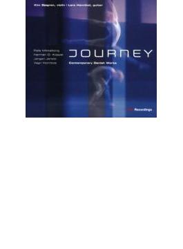 Journey-modern Works For Guitar & Violin: Sjogren(Vn) Hannibal(G)