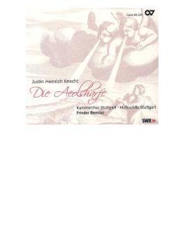 歌劇『アイオロスの竪琴』全曲 ベルニウス&ホーフカペレ・シュトゥットガルト、ランズハマー、アドラー、他(2008 ステレオ)(3CD)