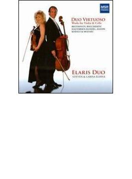Duo Virtuoso-works For Violin & Cello: Elaris Duo