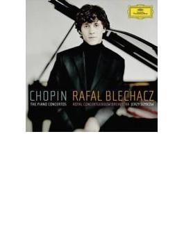 ピアノ協奏曲第1番、第2番 ブレハッチ、セムコフ&コンセルトヘボウ管