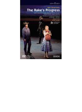 『放蕩息子の遍歴』全曲(日本語字幕付) ルパージュ演出、大野和士&王立モネ劇場、クレイコム、シメル、他(2007 ステレオ)(2DVD)