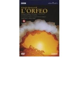L'orfeo: Savall / Le Concert Des Nations Zanasi Figueras Mingardo
