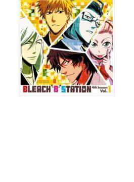 """RADIO DJCD [BLEACH """"B"""" STATION] Fourth Season Vol.1"""