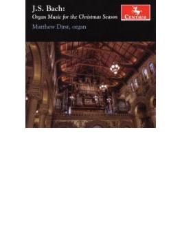 Organ Music For The Christmas Season: Dirst