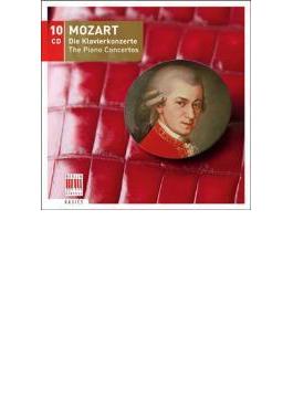 ピアノ協奏曲全集 シュミット、マズア&ドレスデン・フィル(10CD)