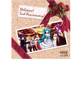 MOER feat.HATSUNE MIKU -2nd anniversary-