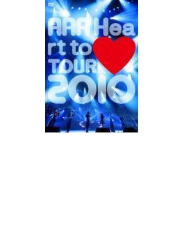 AAA Heart to Heart TOUR 2010