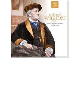 オペラ大全集 クナッパーツブッシュ、カラヤン、フルトヴェングラー、他(43CD)
