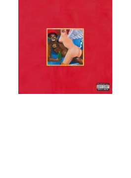 My Beautiful Dark Twisted Fantasy (Couple On The Couch Cover)