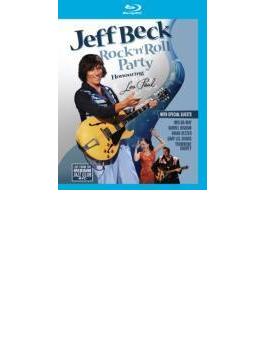 Rock & Roll Party: Live At Iridium ~Les Paul Tribute Live (Blu-ray)