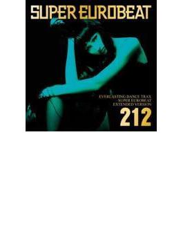 Super Eurobeat Vol.212