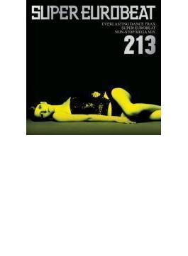 Super Eurobeat Vol.213