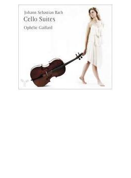 無伴奏チェロ組曲全曲 ガイヤール(2010)(2CD)