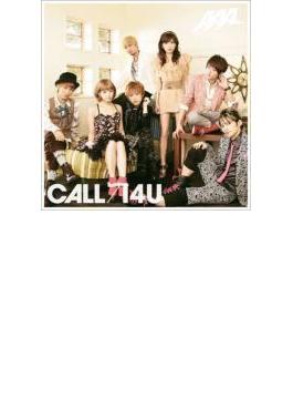 CALL / I 4 U 【Type-C】