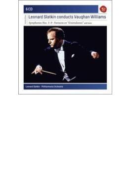 交響曲全集、管弦楽曲集 L.スラトキン&フィルハーモニア管弦楽団(6CD限定盤)