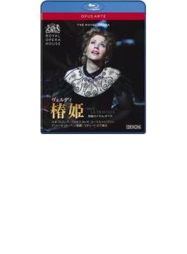 『椿姫』全曲 エア演出、パッパーノ&コヴェント・ガーデン王立歌劇場、フレミング、カレヤ、他(2009 ステレオ 日本語字幕付)