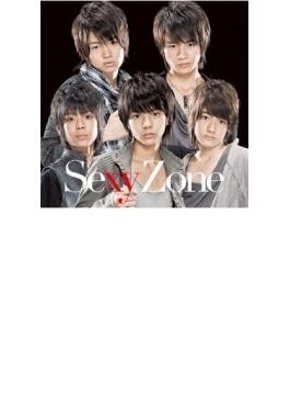Sexy Zone (+フォトブックレット)【初回限定盤D】